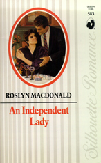 Cover for An Independent Lady