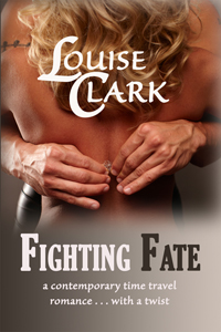 Cover for Fighting Fate