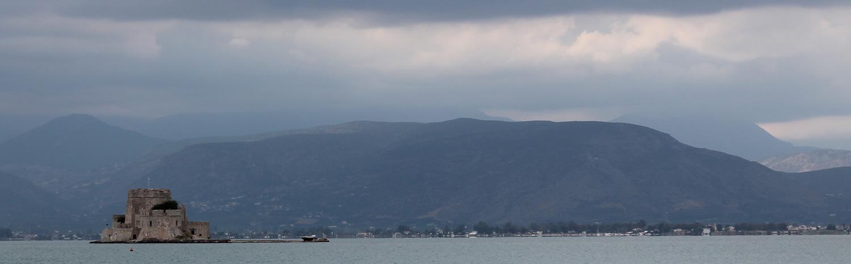 Venetian Castle Peloponnese