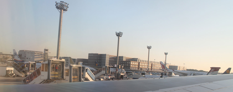 Frankfurt-Airport-Exterior