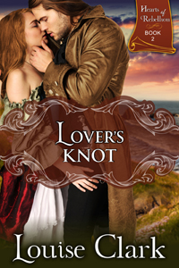 Lover's Knot by Louise Clark, Cover