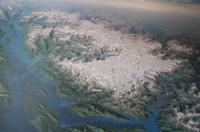 Juneau Icefield, Alaska