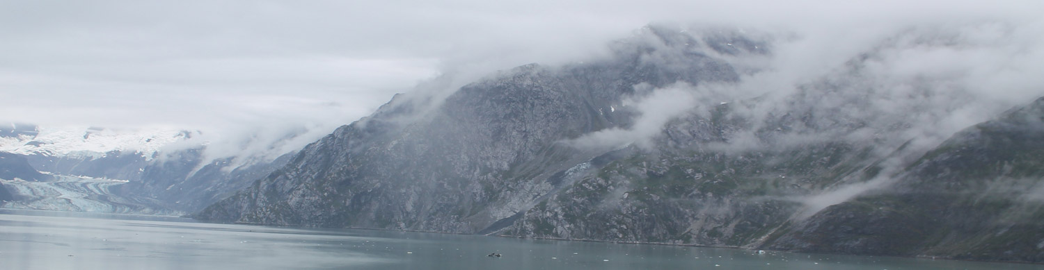 Glacier Bay, John Hopkins Inlet
