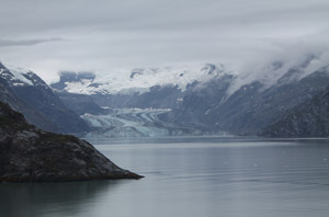 Johns Hopkins Glacier, Glacier Bay Alaska