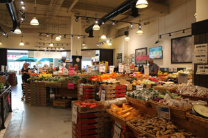 Kins Farm Market, Lougheed Mall, Burnaby, BC