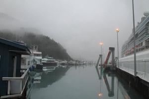 Wittier, Alaska
