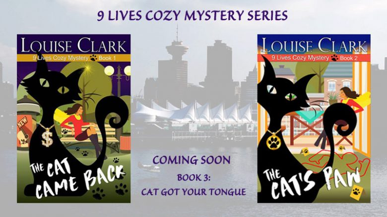 9 Lives Cozy Mysteries by Louise Clark