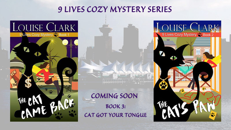 Permalink to:Mysteries by Louise Clark