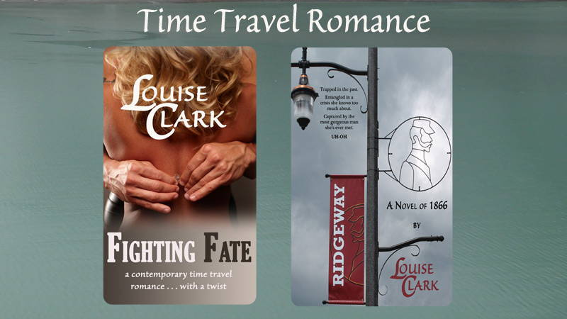 Permalink to:Time Travel with Louise Clark